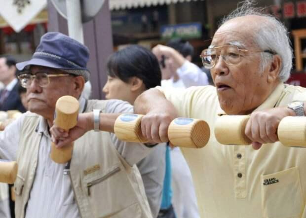 Как Пенсионная реформа уничтожит всех мужчин-стариков