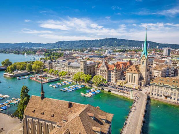 Самые дорогие города мира