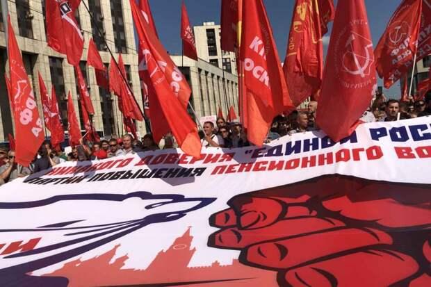 Отстранение Платошкина, Грудинина и возможно Бондаренко от выборов говорит, что власть в панике