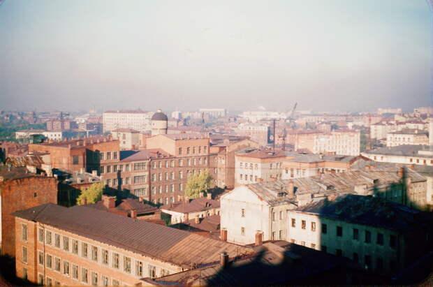 Реальный СССР в пятидесятые годы.