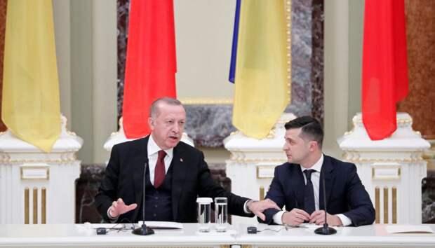 Зеленский едет в Турцию дружить против России