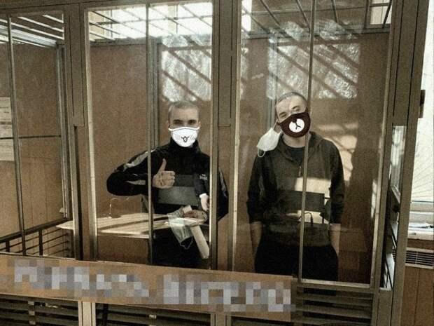 Задержания укро-нацистов в 9 городах России