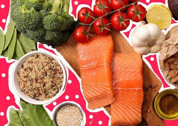 Продукты, полезные для сердца исосудов: вкусно ипросто