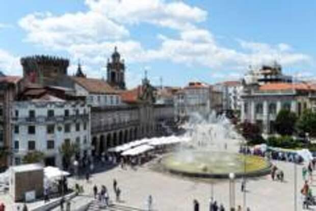 Брага – португальский Рим