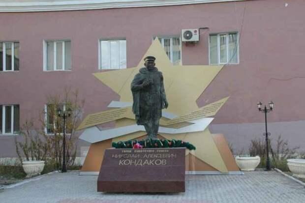Звание героя Советского союза посмертно получил изветный журналист Николай Кондаков
