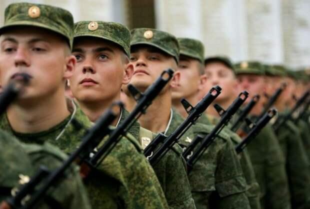 В Лианозове начался весенний призыв на военную службу