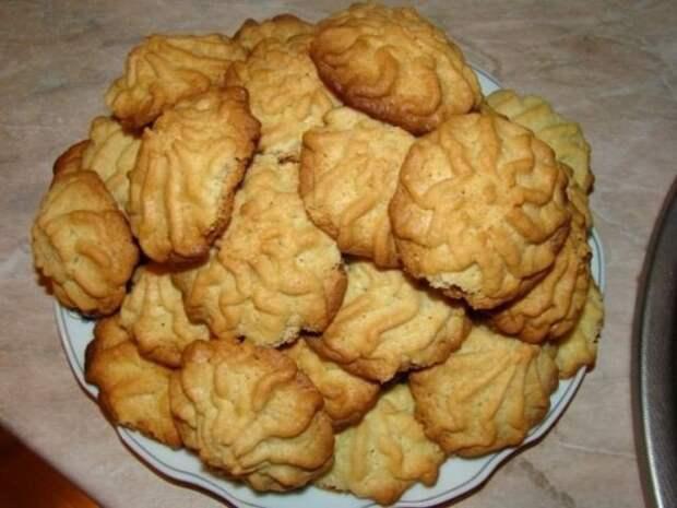 Печенье «Минутка»
