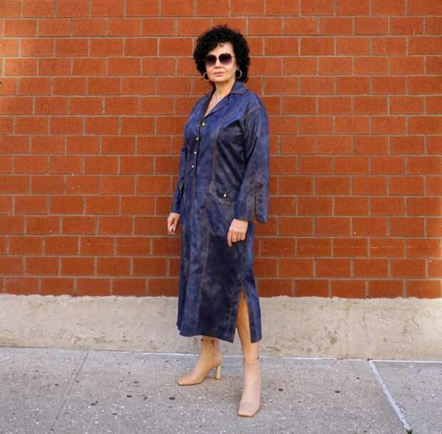 Какие модели и фасоны придумывает для себя дизайнер одежды: образы для женщин 50+