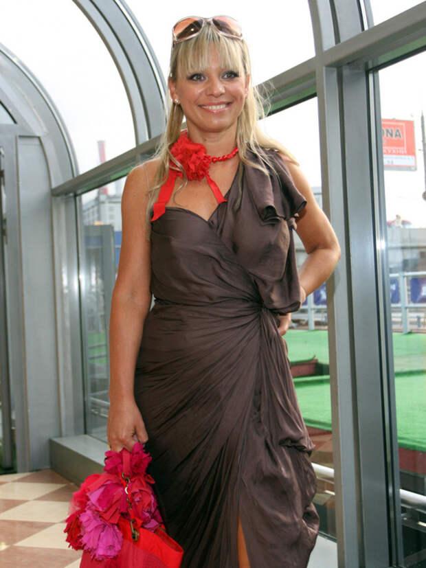 Ирина Салтыкова оскорбила экс-супруга и рассказала о борьбе с раком