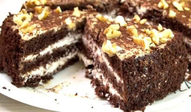 Торт Три стакана