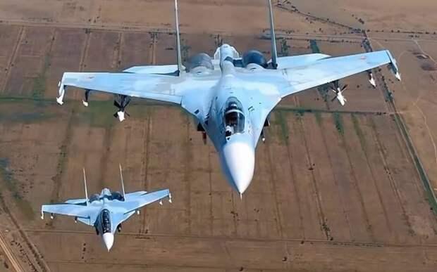 Пилоты ВВС США рассказали, чего больше всего опасаются при встрече с ВКС РФ