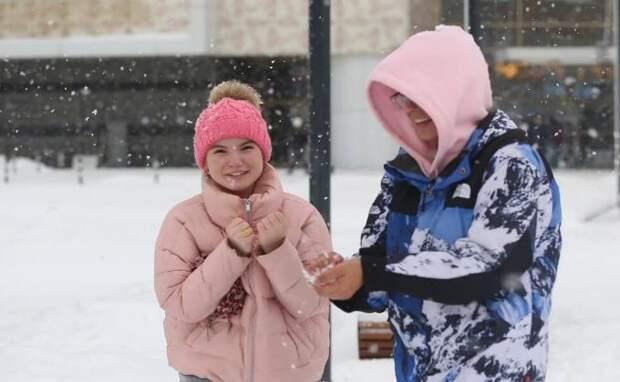 Погода 9-12 декабря в Новосибирске – слякоть до среды