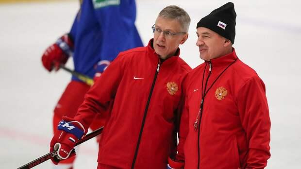 Ларионова готовят к Олимпиаде или к роли тренера всех тренеров? В чем секрет отсутствия Брагина в сборной России
