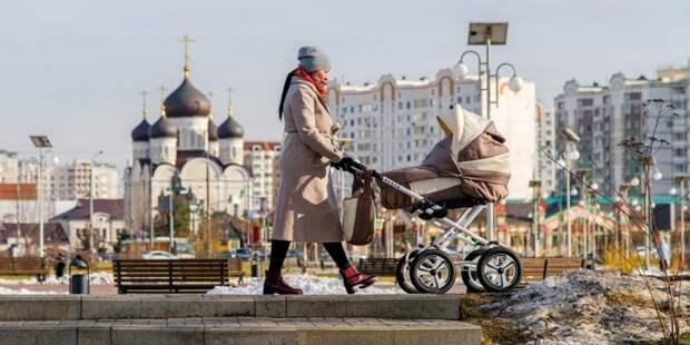 Собянин упростил порядок получения социальных выплат семьями с детьми.Фото: Е. Самарин mos.ru