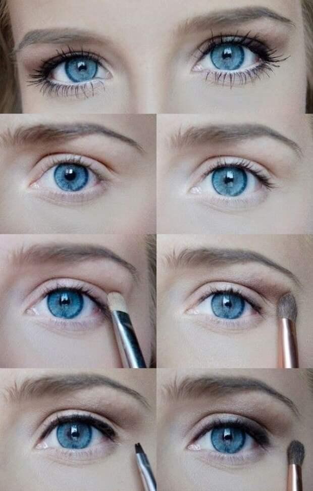 Правильный макияж для нависшего века: разбираем все тонкости