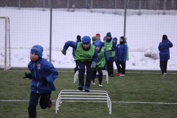 Тренировки в спорткомплексе могут проходить круглый год/Фото: пресс-служба МГД