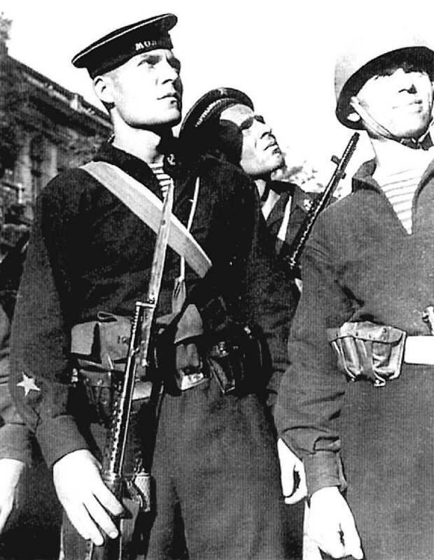 Морские пехотинцы. Севастополь, 1942-й. Великая Отечественная война, СССР, история