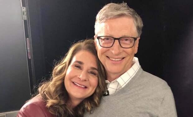 Билл и Мелинда Гейтс объявили о разводе: причины и детали