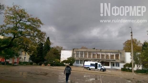 Занятия в школе Севастополя возобновятся по завершению работ полиции