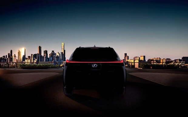 Lexus заменит кроссовером хэтчбек. Его покажут в Женеве