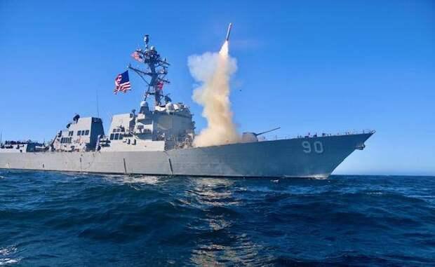 Крылатые ракеты Tomahawk Block V приближаются к принятию на вооружение