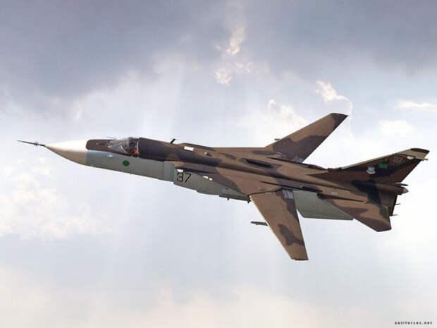 Хафтар: по Триполи ударили Су-24