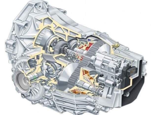 Audi откажется от вариаторов в пользу DSG