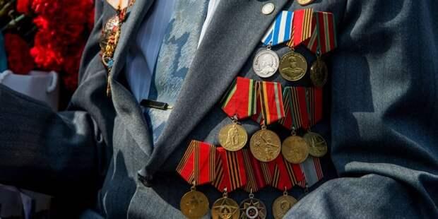 Собянин подписал распоряжение о выплатах ветеранам ко Дню Победы. Фото: Ю. Иванко mos.ru