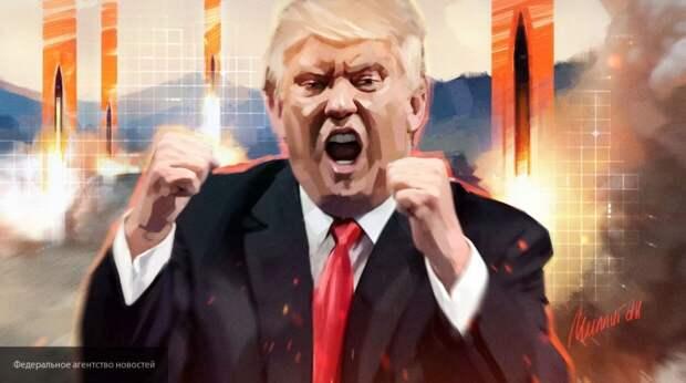 """Баранец назвал слова Трампа о """"супер"""" ракете предвыборным трюком"""