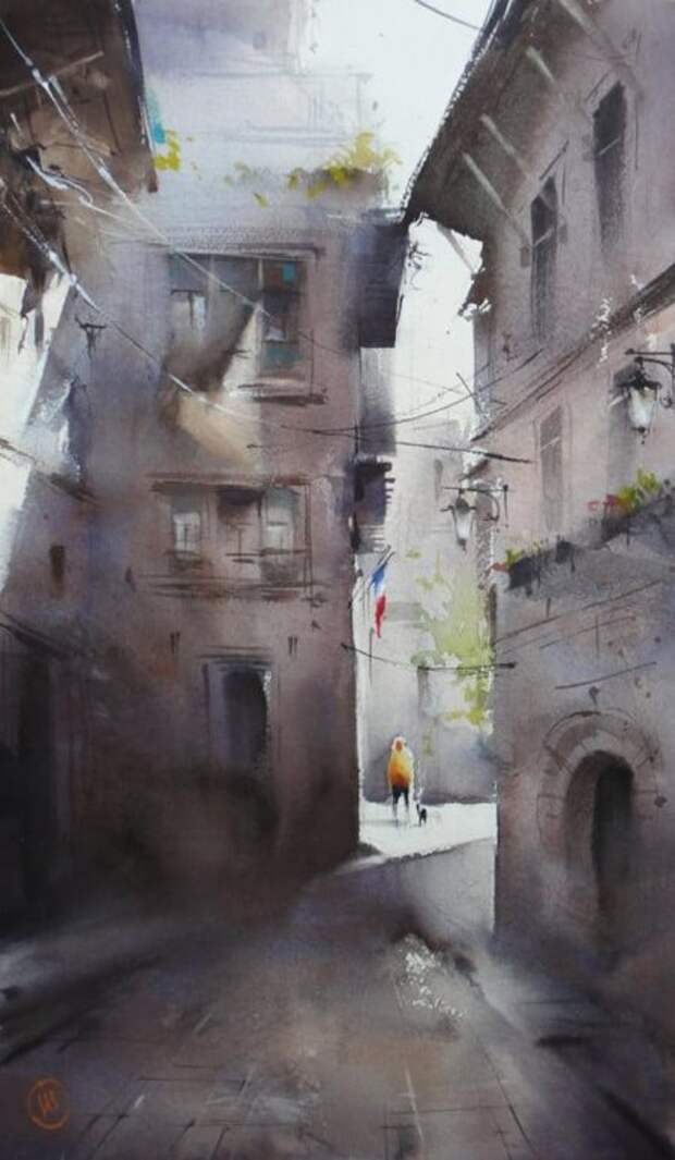 художник Илья Ибряев картины - 22