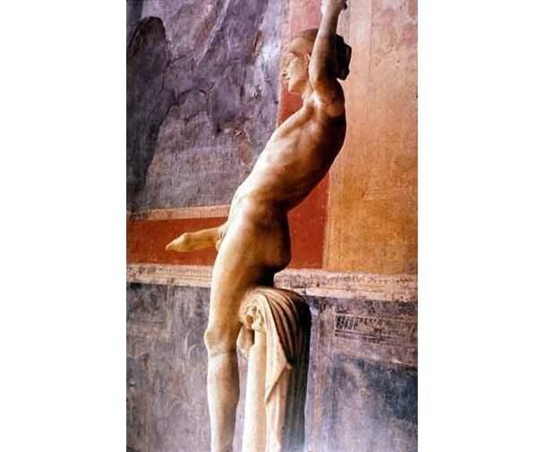 Здесь видно даже лучше, к вящей радости «ученых мужей». археология, история, расследование, тайны