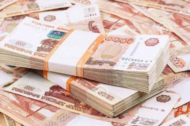 Cтрана-собес: в России рекордные государственные расходы