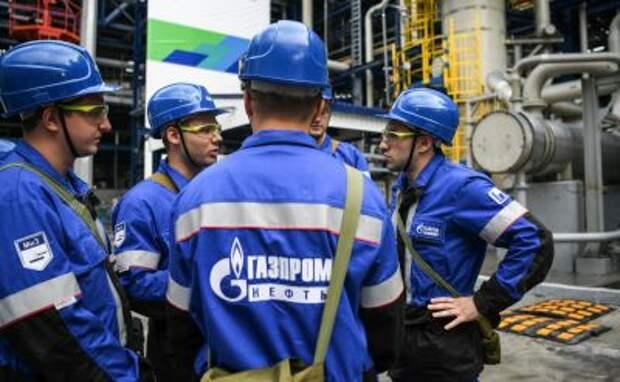 """""""Газпром нефть"""" приняла ряд мер для насыщения топливом внутреннего рынка РФ"""