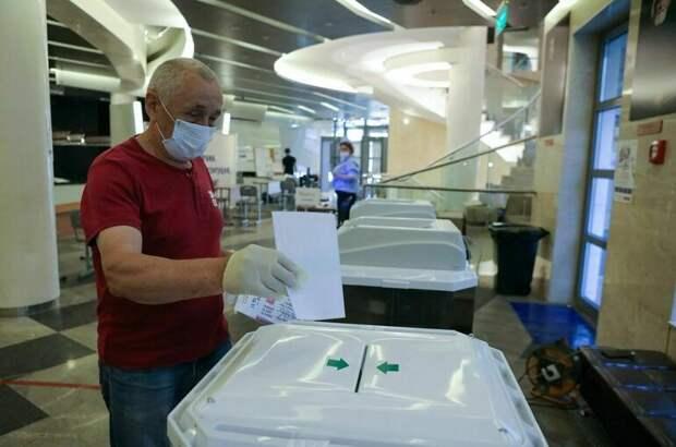 В Белоруссии около 9 тыс. россиян проголосовали на выборах в Госдуму