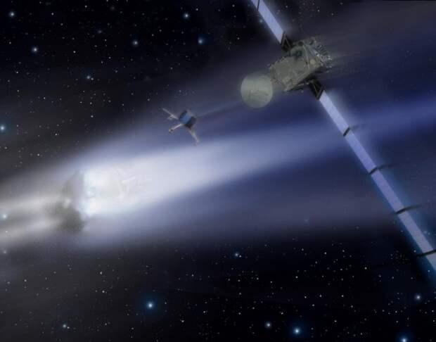 """Модуль с """"Розетты"""" устанавливает контакт с инопланетным разумом?"""
