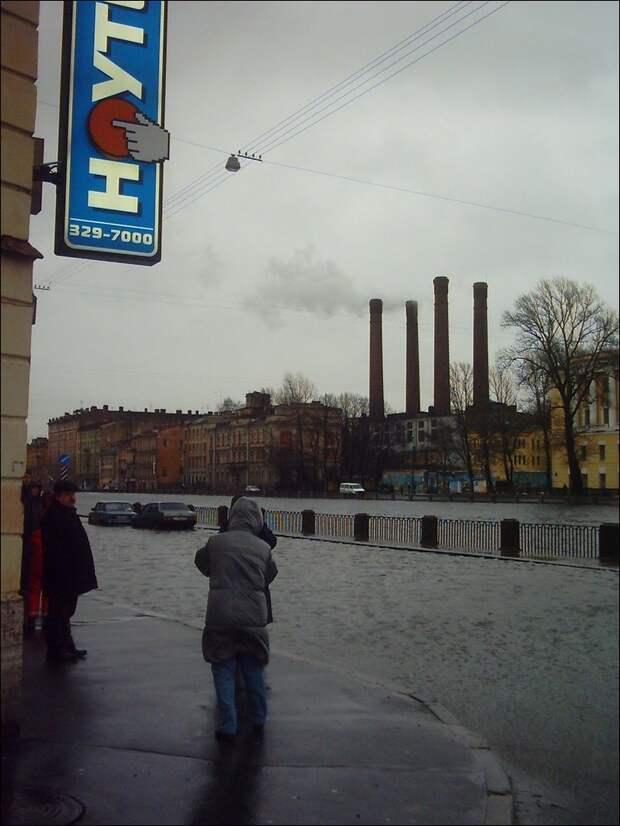 Предновогодний Петербург