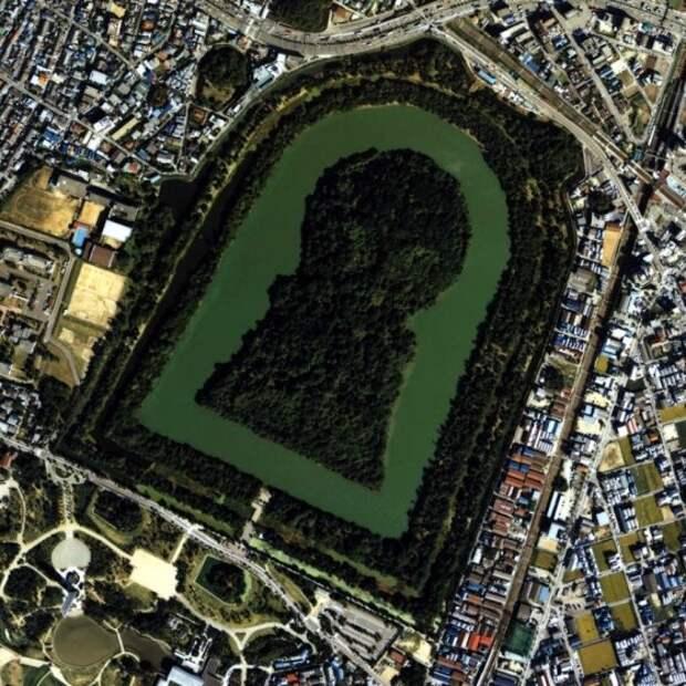 Краткая история   Куда хоронили влиятельных людей Японии. Периуд кофун