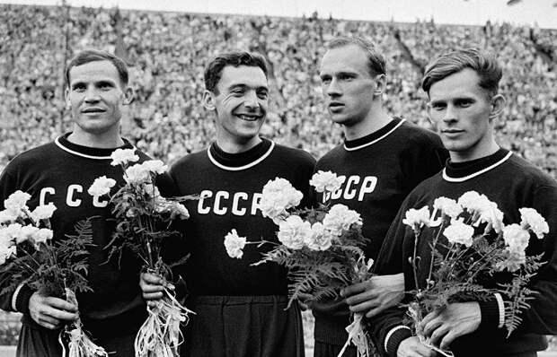 Почему советские спортсмены не принимали участия в Олимпийских Играх до 1952 года?