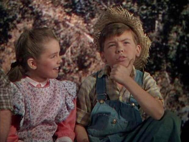 Кадр из фильма *Так дорого моему сердцу*, 1948 | Фото: kino-teatr.ru
