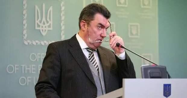 Секретарь Совета нацбезопасности и обороны (СНБО) Украины Алексей Данилов