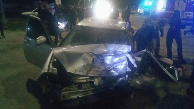В тройном ДТП в Крыму погибли два водителя