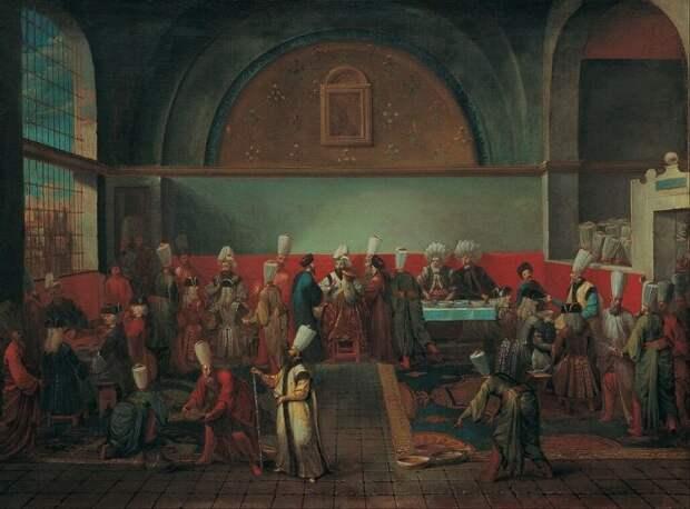 Закон Фатиха у османов позволял братоубийство в государственных целях