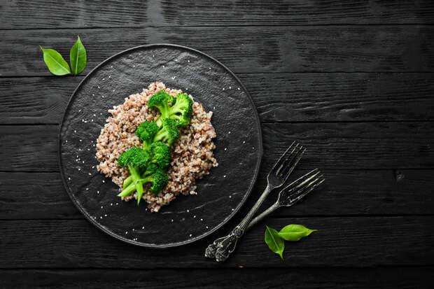 Что есть, чтобы похудеть —гречка