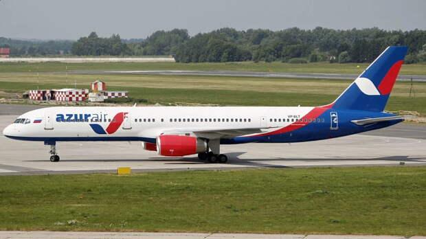 Летевший из Анталии Boeing 757-200 совершил аварийную посадку в Барнауле