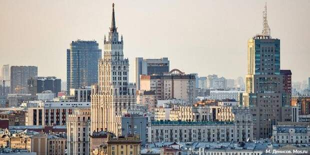 Отделение «Почты России» оштрафуют за нарушение антиковидных мер. Фото: М. Денисов mos.ru