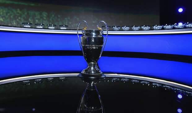 Какие соперники достались российским клубам в Лиге чемпионов