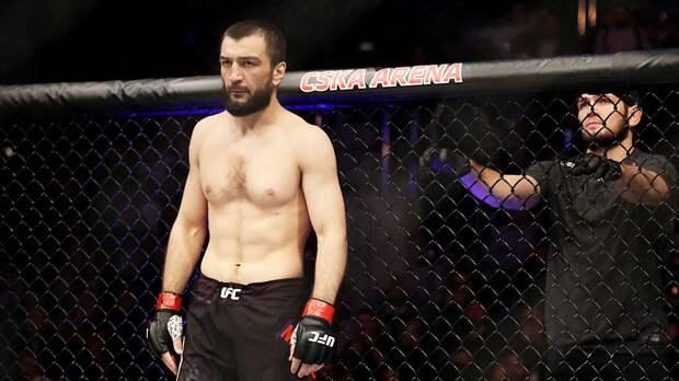 Двоюродный брат Хабиба проведет следующий бой в UFC против американца Гудена