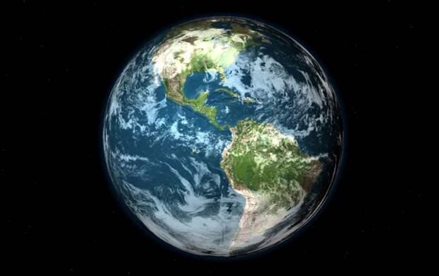 Как будет выглядеть Земля через 500 лет?