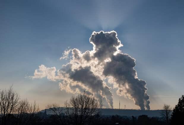Учёный рассказал о рекордно высокой концентрации углекислого газа в атмосфере