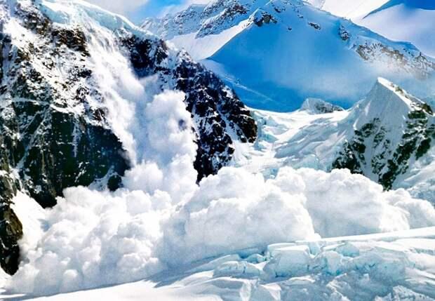 На Кубани продлили экстренное предупреждение о лавинах в горах